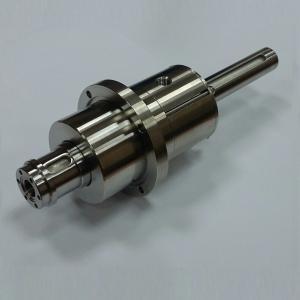 Ввод вращения в вакуум, МЖУ охлаждаемый, уплотнение охлаждаемое