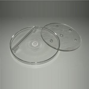 ложемент, кварцевые детали, кварц для вакуумного