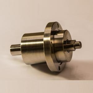 ввод в вакуум, магнитное уплотнение